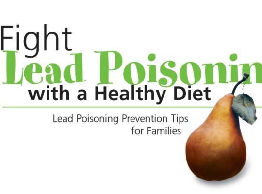 Dieet loodvergiftiging