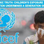 Unicef: 1 op de 3 kinderen wereldwijd vergiftigd door lood
